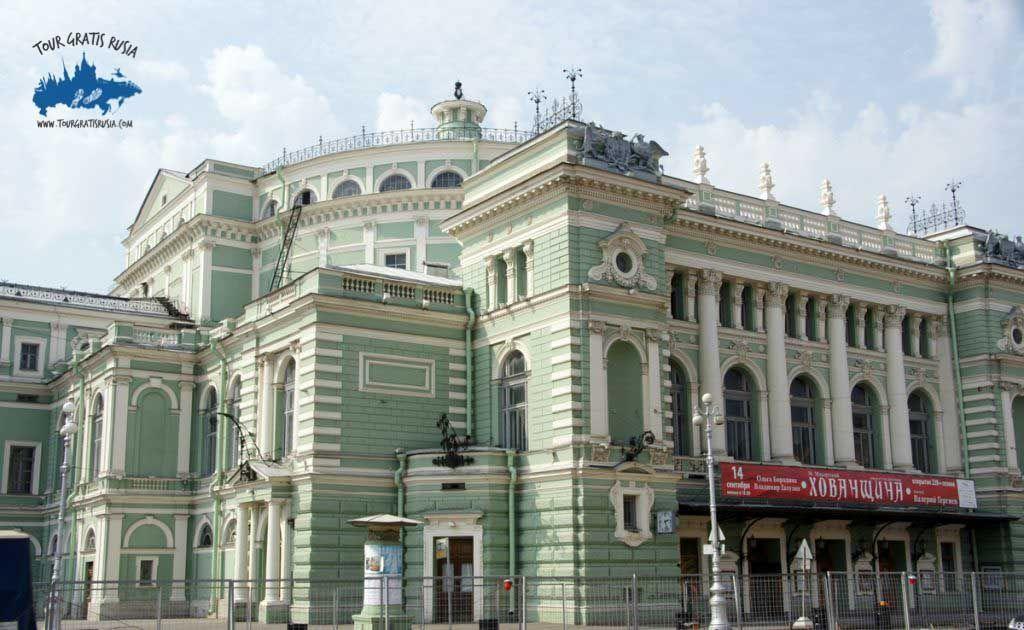 El Teatro Mariinsky