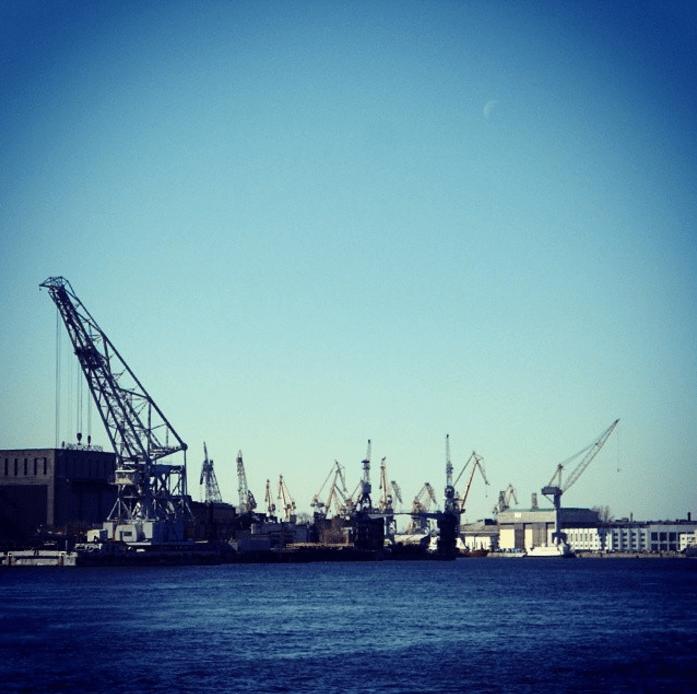 El Distrito Almirantazgo de San Petersburgo