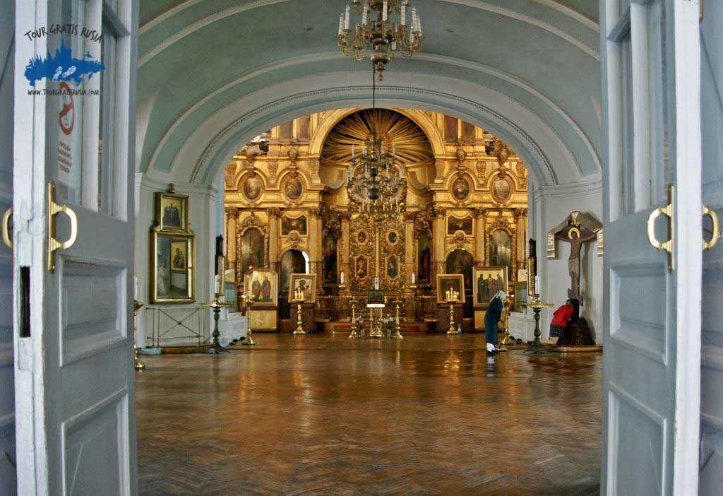 La Catedral de San Andrés de San Petersburgo