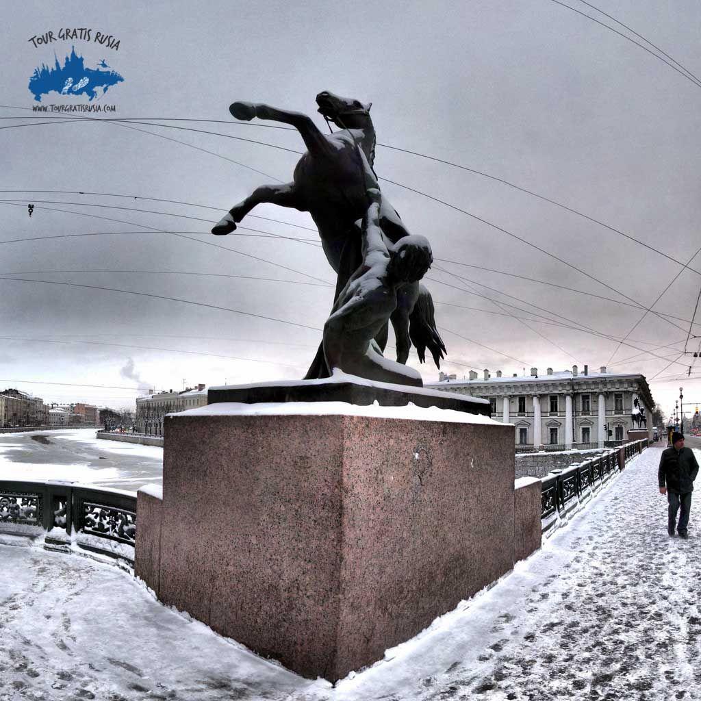 El Puente de Anichkov