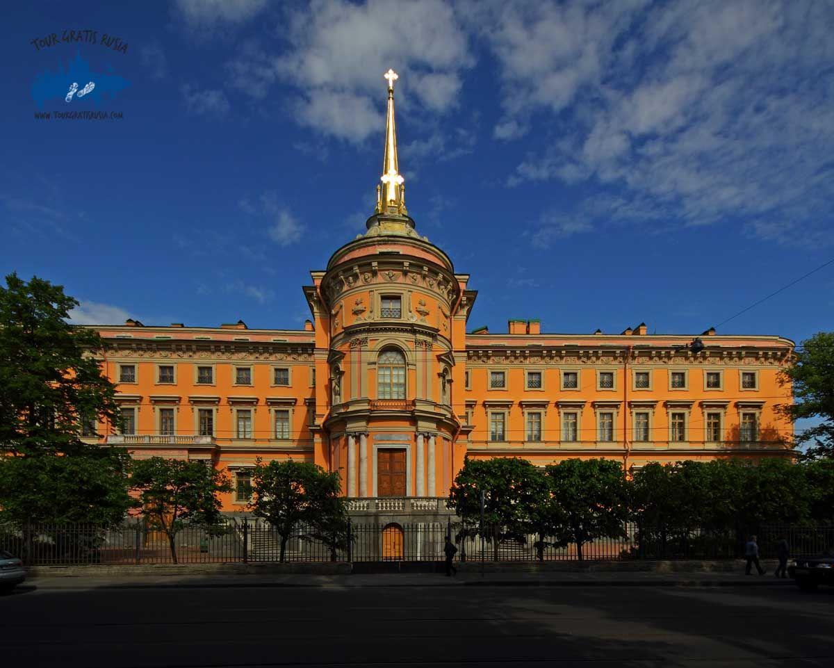 El castillo Mijailovski