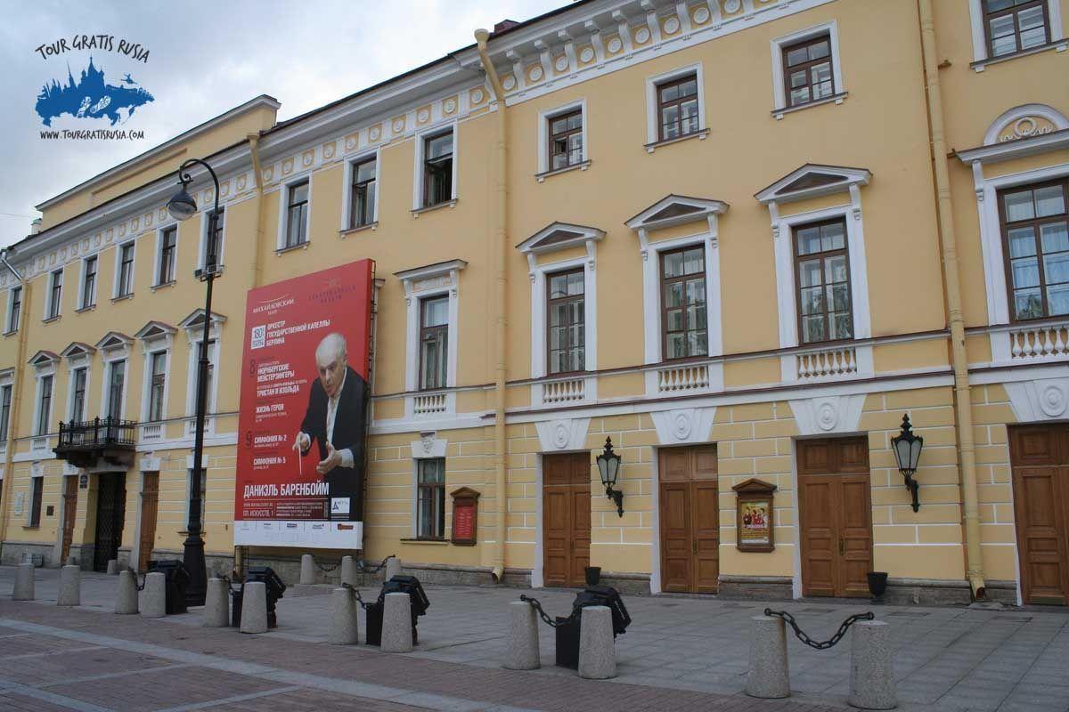 El Teatro Mijailovski