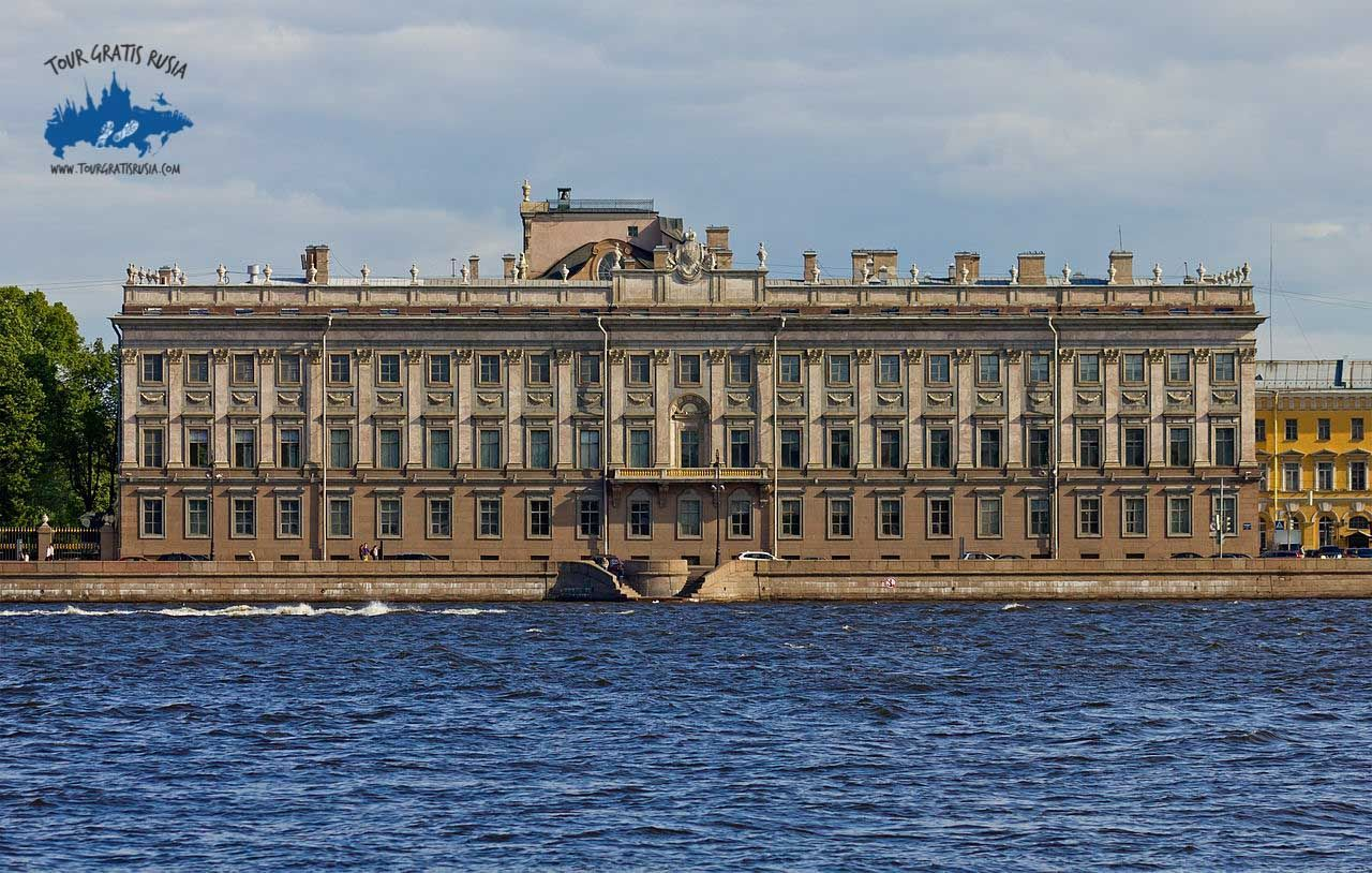 El Palacio de Mármol