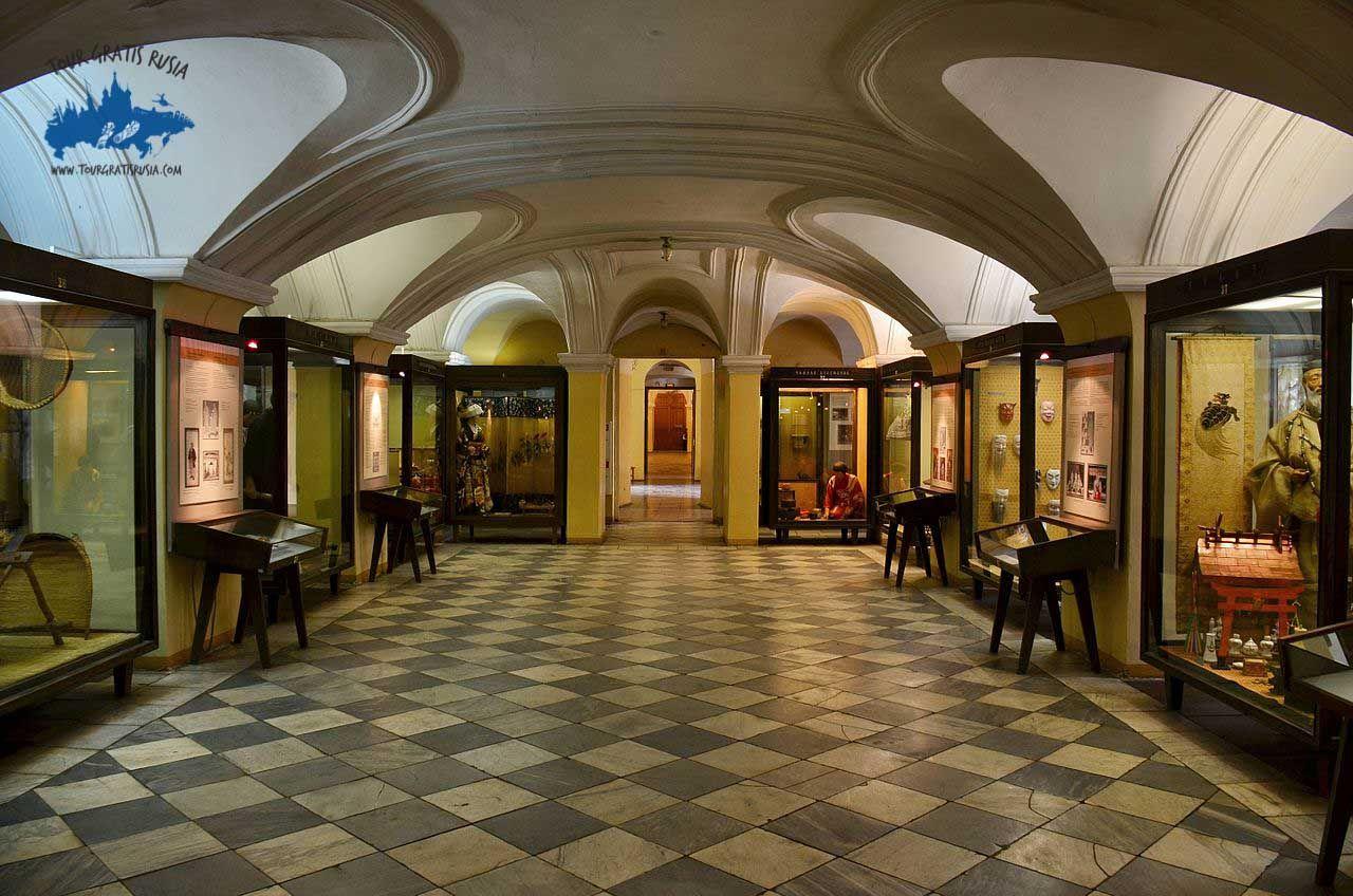 El Museo de la Universidad de San Petersburgo