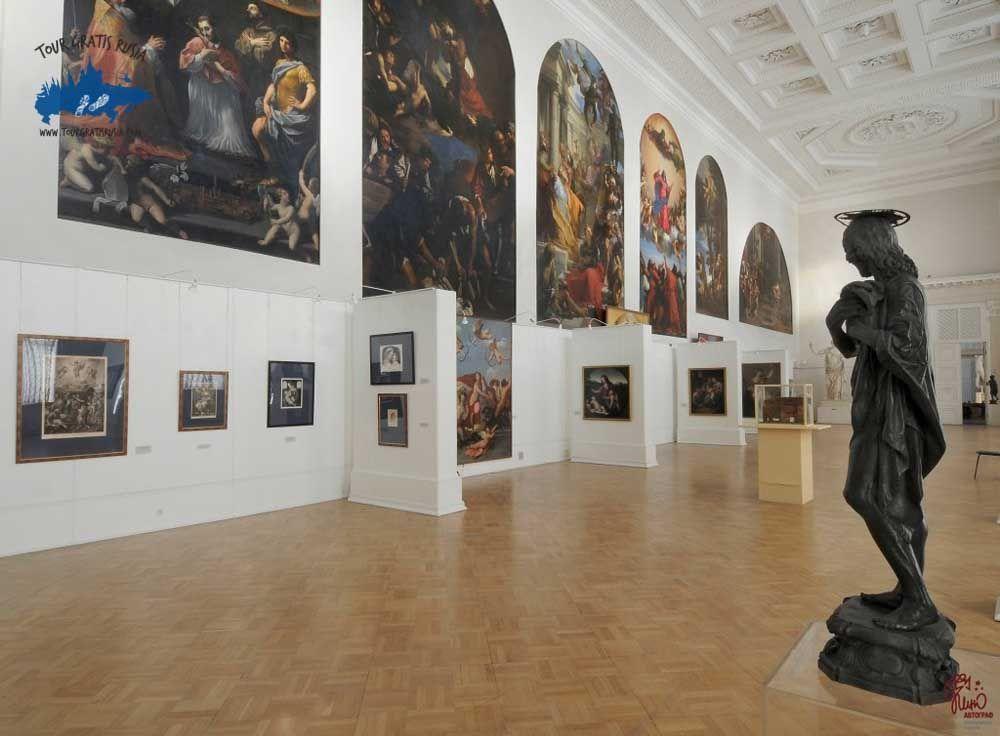 la Academia de Artes