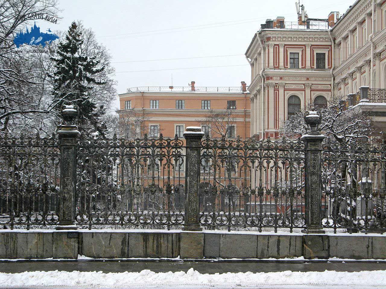Palacio Nikoláyevich