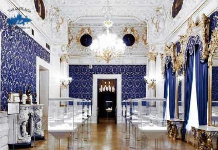 museo de faberge, Palacio Shuvalov