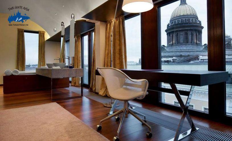 Mejores Hoteles en San Petersburgo
