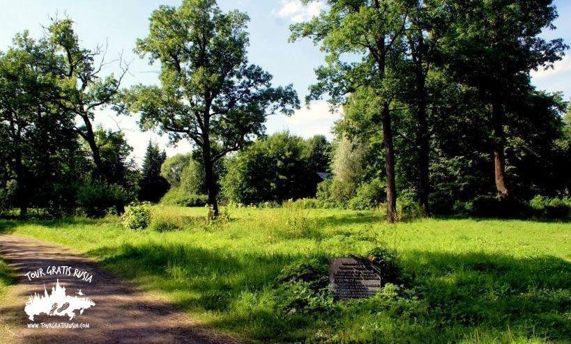 Parque Babolovsky principales atracciones de tsarcoe selo