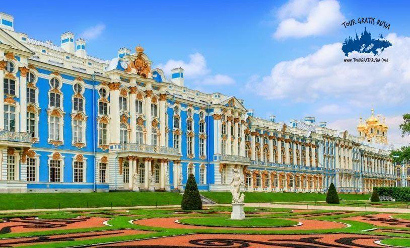 Las principales atracciones de Tsárskoye Seló palacio de catalina