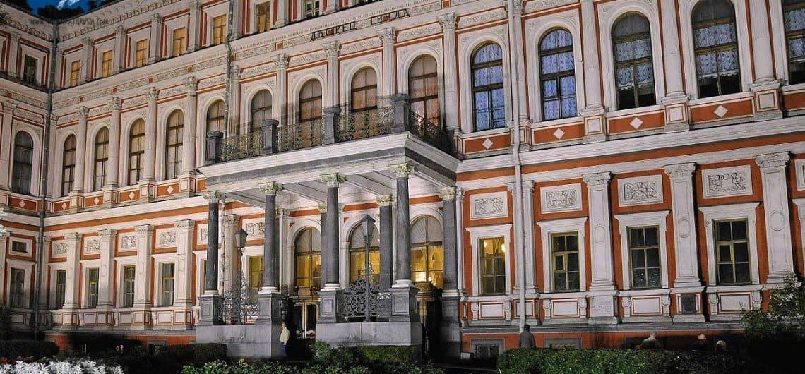 Recorrer en el Palacio Nikoláyevich San Petersburgo; Visitar el Palacio Nikoláyevich San Petersburgo; Que ver en el Palacio Nikoláyevich en San Petersburgo