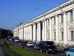 El Palacio de Anichkov