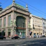 Excursión en la Calle Nevsky Prospekt, Tour en la Av. Nevsky