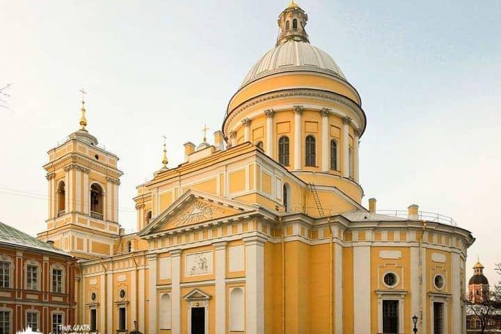 Catedral-de-la-Santa-Trinidad,-Alexander-Nevsky