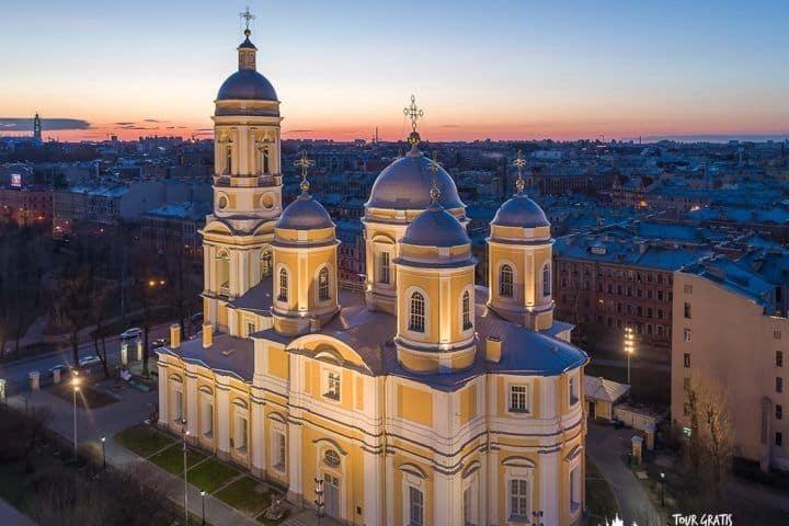 Catedral-del-Príncipe-Vladimir-en-San-Petersburgo