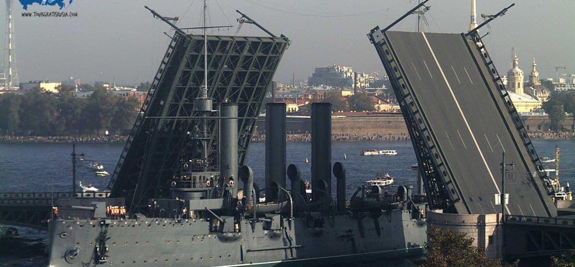 Que ver en el Crucero Aurora en San Petersburgo; Conocer el Cruiser Aurora en San Petersburgo; Visitar el Crucero Aurora en San Petersburgo