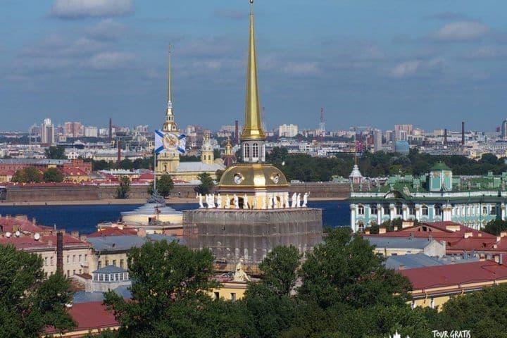 El-Distrito-Almirantazgo-de-San-Petersburgo