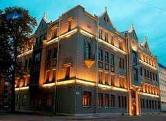 El Hotel Lancaster Court