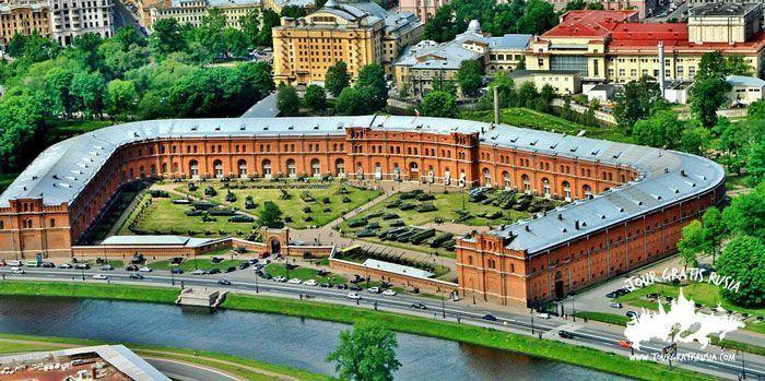 Excursionar en el museo de Artillería San Petersburgo; Visitar el museo de Artillería San Petersburgo; Que ver en el museo de Artillería en San Petersburgo