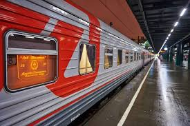 Estación de trenes Ladozski
