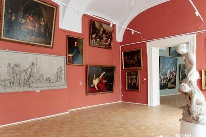 Museo-de-la-Academia-Artes-de-San-Petersburgo