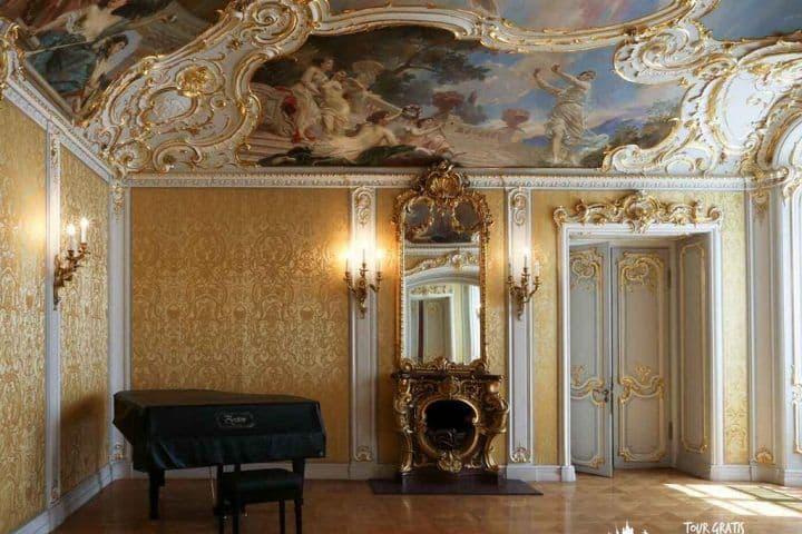 Palacio--Mármol