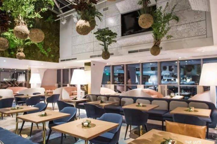 """Restaurante-salón-""""Tepl"""
