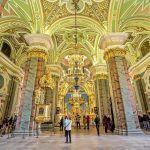 Excursión con guía en español; Excursión con guía en español en San Petersburgo