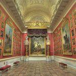 Lugares de interés en Petersburgo; Excursión en el Palacio de Invierno