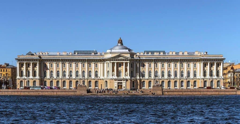 Recorrer el Museo de la Academia de Artes de San Petersburgo; Que ver en el Museo de la Academia de Artes de San Petersburgo