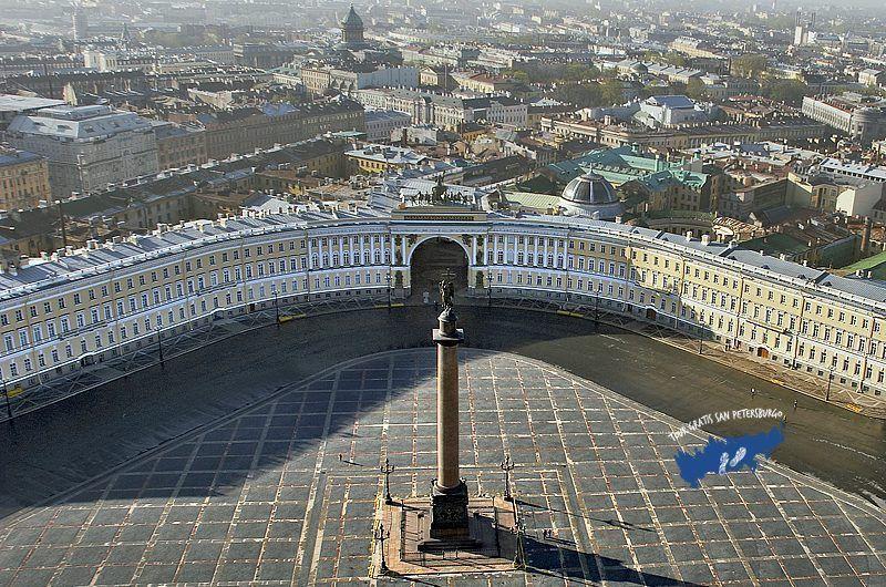 Excursión aérea por San Petersburgo; Tour Virtual Aéreo de San Petersburgo; Un Tour Aéreo por San Petersburgo