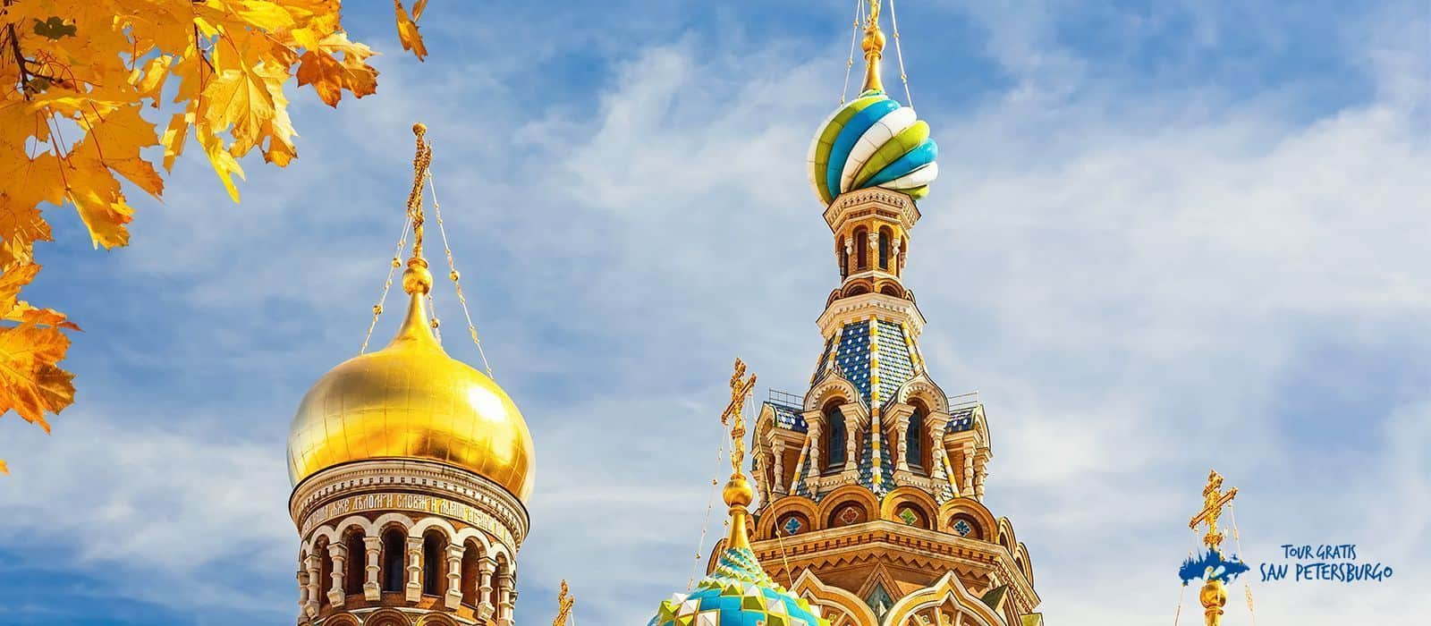 Tour Gratis Centro San Petersburgo