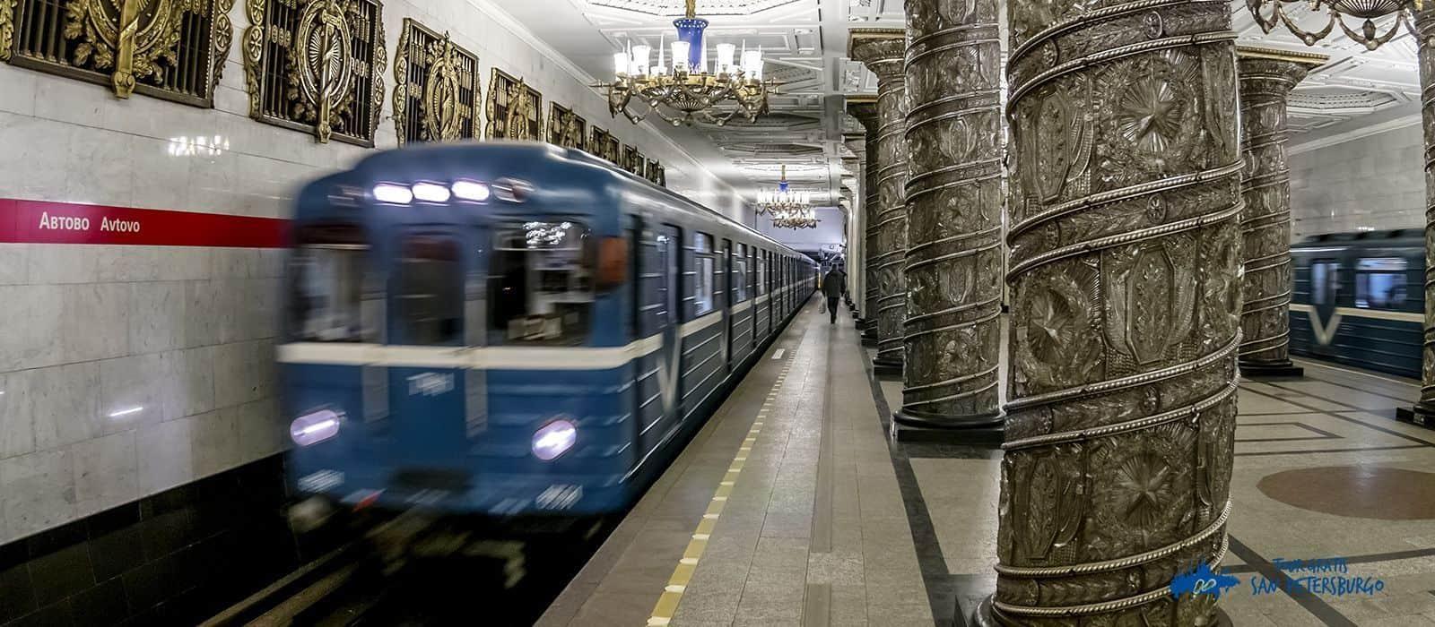 Tour en el Metro