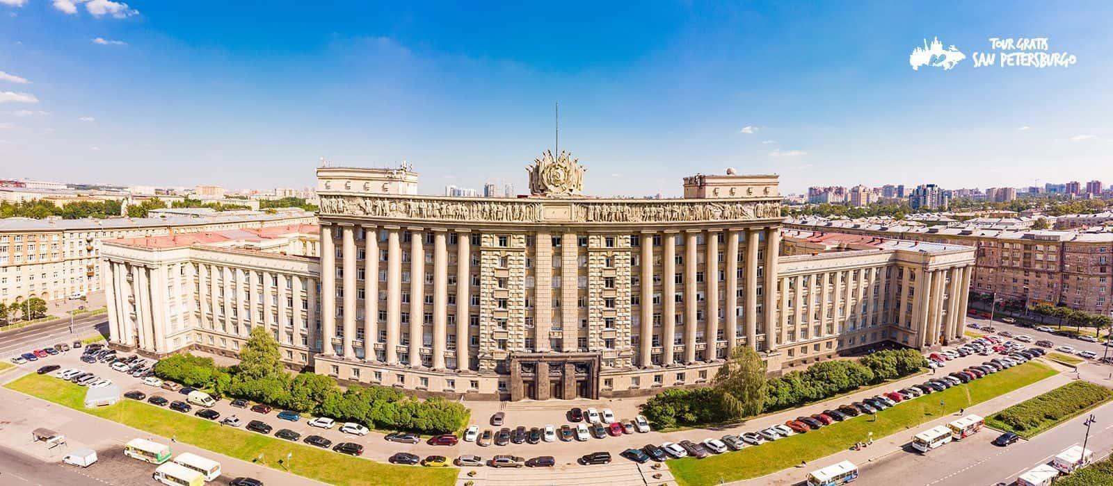 Tour Soviético en Leningrado