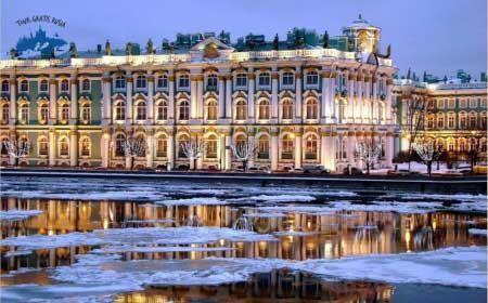 Excursionar en el el Hermitage en San Petersburgo; Visitar el Hermitage en San Petersburgo; Que ver en el Hermitage en San Petersburgo