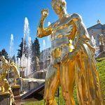 Tour en Peterhof
