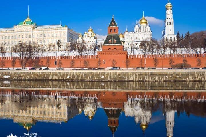 kremlin-moscú