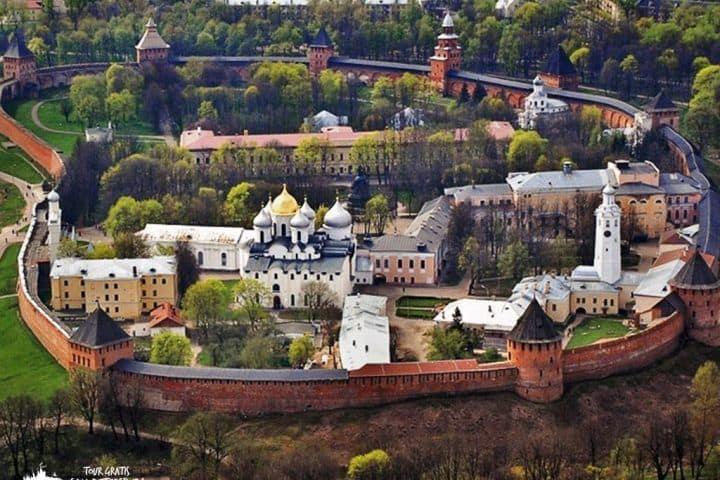 kremlin-novgorod
