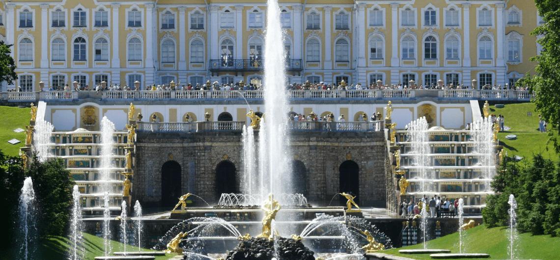Visitar el Palacio de Peterhof en San Petersburgo; Excursionar en el Palacio de Peterhof en San Petersburgo; Que ver en el Palacio de Peterhof en San Petesburgo