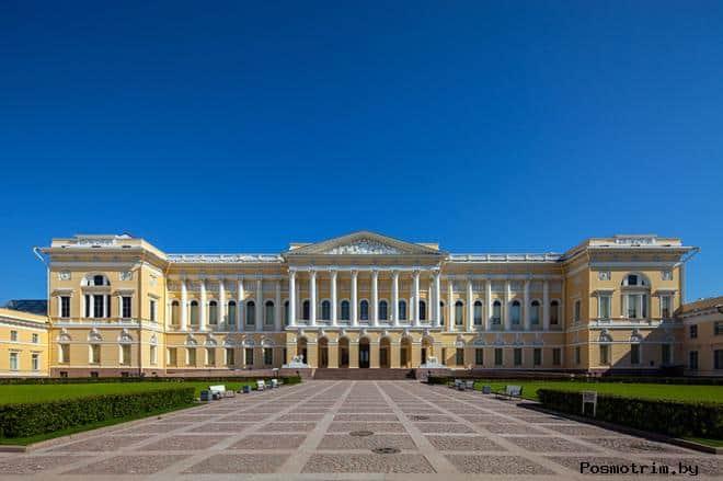 Recorrer el Palacio Mijailovski en San Petersburgo; Visitar el Palacio Mijailovski en San Petersburgo; Que ver en el Palacio Mijailovski en San Petersburgo