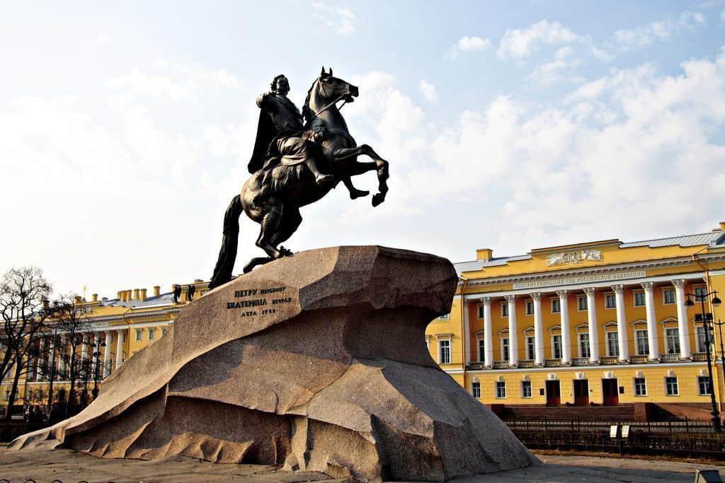 visitar, San Petersburgo