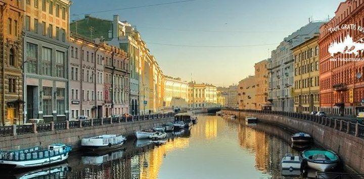 Recorrer San Petersburgo en 1 día; Hacer una excursión de 1 día en San Petersburgo