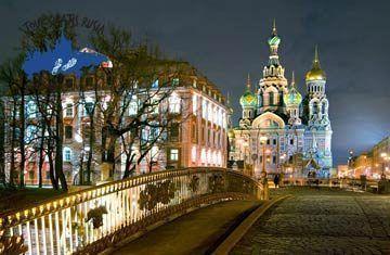 Excursión en temporada de noches blancas San Petersburgo