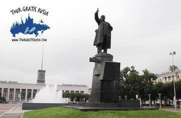 Recorrido San Petersburgo Soviética