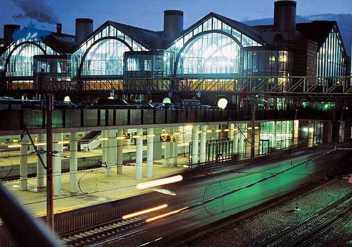 Visitar la estación de trenes Ladozski en San Petersburgo; Recorrer la estación de trenes Ladozski en San Petersburgo; Que ver en la estación de trenes Ladozski en San Petersburgo