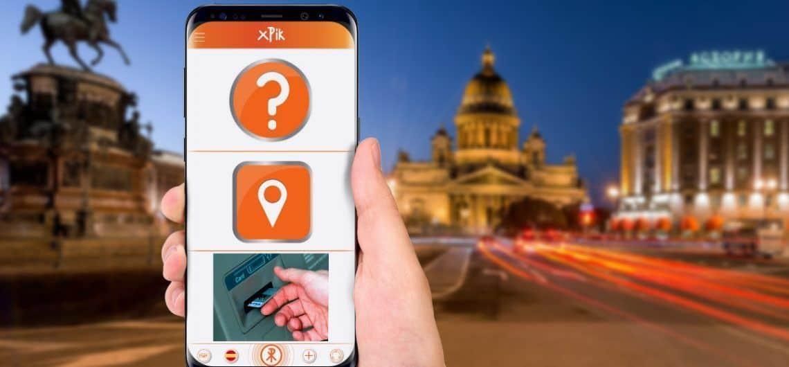 Por qué usarXpik; Excursionar en San Petersburgo; Tour por San Petersburgo