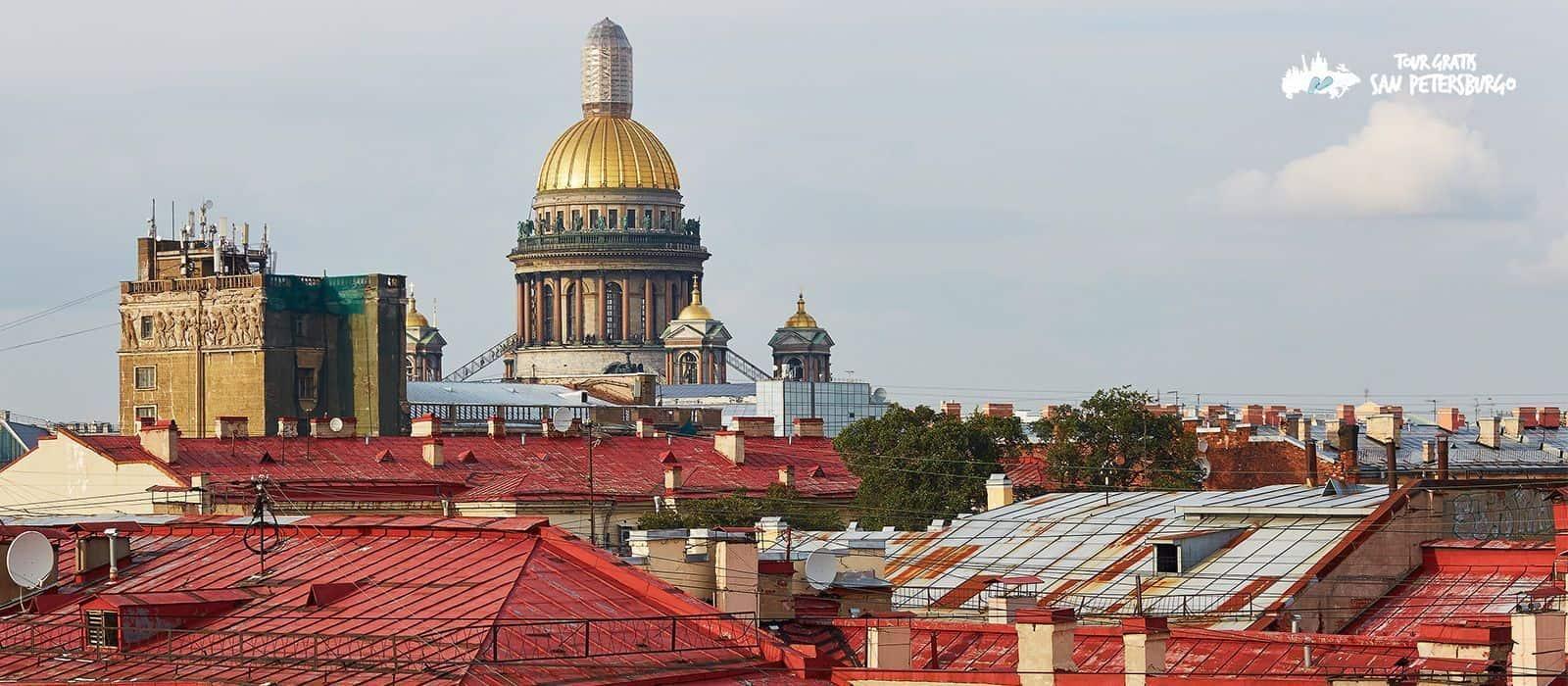Excursión en los Tejados de San Petersburgo