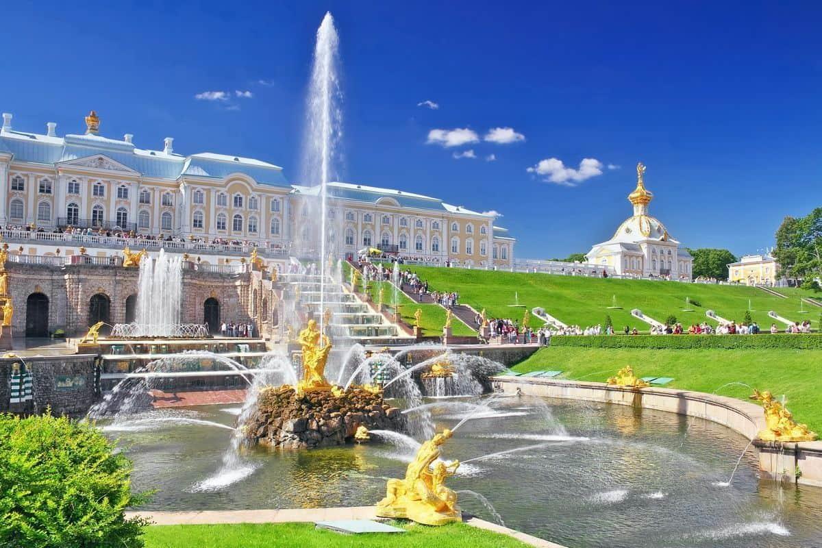 Visitar Peterhof; Que ver en Peterhof; Cómo llegar a Peterhof