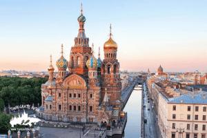 Excursión completa de 1 día en San Petersburgo