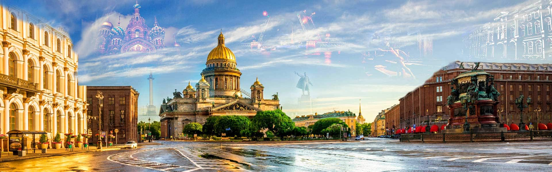 Tour gratis San Petersburgo